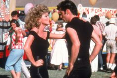 Your the one that I want!! Grease