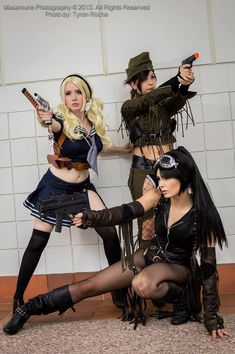 Sucker Punch Cosplay http://geekxgirls.com/article.php?ID=1141