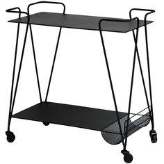 Z Gallerie Summer Zest Flight Bar Cart Bars For Home