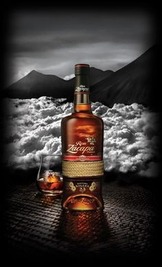 Ron Zacapa 23 year old Rum Bottle, Whiskey Bottle, Ron Zacapa, Brewery Design, Spirit Drink, Berlin, Rum Balls, Gula, Balls Recipe