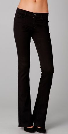 J Brand Skinny Boot Cut Jeans | SHOPBOP