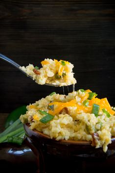 Cauliflower Risotto, Cauliflower Recipes, Stuffed Jalapenos With Bacon, Stuffed Peppers, Low Carb Rice, Cooking Recipes, Healthy Recipes, Ketogenic Recipes, Keto Recipes