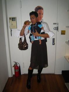 Hottest. Costume. Ever.