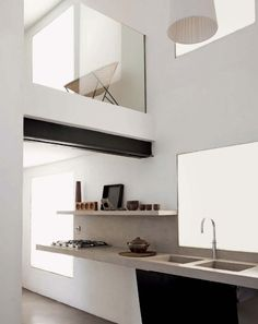 Love the humble simplicity | Minimal Kitchens | Graham & Co.