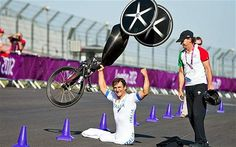 Alex Zanardi mulls motor racing return to IndyCar after Paralympic golds and rehabilitation from losing legs - Telegraph