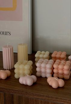 Room Ideas Bedroom, Dream Bedroom, Bedroom Decor, Bedroom Inspo, Cute Candles, Best Candles, Soy Candles, Pastel Room, Pastel Decor