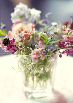 Beautiful summer flowers #MyMaxwellTeaParty
