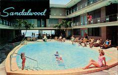 The Sandalwood Apartment Hotel, St. Petersburg, Florida