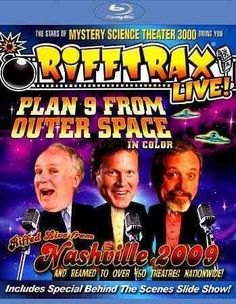 RiffTrax Live: Christmas Shorts-stravaganza! (Blu-ray) - sample ...