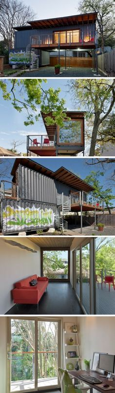 The Oxford Container Home