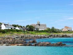 Barely three miles long, the tiny Inner Hebrides island of Iona, offers a contemplative hideaway, known throughout the country as the spiritual home of Scotland's Christian community. Barely 100 permanent residents live there today, leaving much of Iona tranquil and untouched. The island's best hotel is (named) [http://www.stcolumba-hotel.co.uk/] after St. Columba, who landed here in 563 CE and founded a monastery. His cloisters have become renowned for learning, as monks began Ireland's…