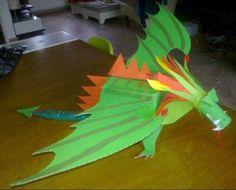 Draak maken | DIY Dragon