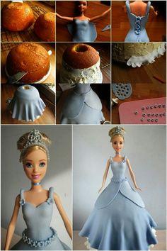 15 ideias para decorar vários tipos de bolos - Amando Cozinhar - Receitas, dicas de culinária, decoração e muito mais!