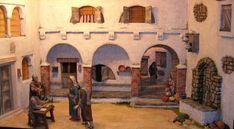 Asociación de Belenistas de Badajoz - Dioramas 2005-2006