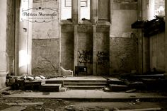 Urban Decay Abandoned Methodist Church in by SharwarkoPhotography, $20.00