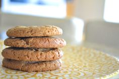 Mix sweet and salty with these Delightful Peanut Butter Cookies. #glutenfree