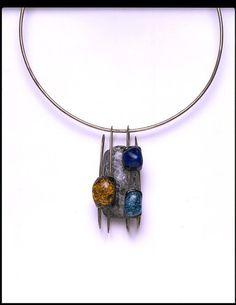 Elsa Freund: Silver, glass and ceramic