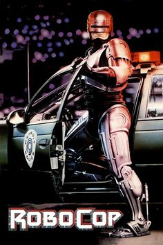 RoboCop is a 1987 Action, Adventure film directed by Paul Verhoeven and starring Peter Weller, Nancy Allen. Movies 2019, Hd Movies, Film Movie, Movies To Watch, Movies Online, Movies And Tv Shows, Netflix Movies, Movies Free, Romance Movies