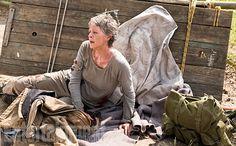 'The Walking Dead' Season 7: 6 Exclusive Photos   MELISSA McBRIDE AS CAROL…