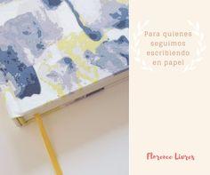 Cuadernos cosidos a mano con tapas realizadas en tela  #Notebooks #FlorenceLivres