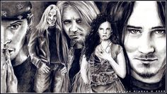 :NIGHTWISH: by Anvanya1981 on deviantART