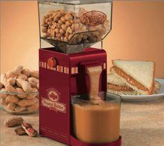 Electric Peanut Butter Maker - $30