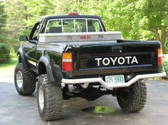 1994 Toyota Regular Cab Specs, Photos, Modification Info at CarDomain Toyota Pickup 4x4, Toyota Tacoma 4x4, Toyota Trucks, Toyota Hilux, 4x4 Trucks, Pick Up 4x4, Used Trucks For Sale, Dream Cars, Latest Updates