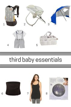 preparing for baby number 3