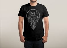 DARK OWL T-Shirt - Creepy T-Shirt