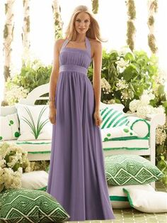 This one looks really nice in a slighter shade of purple with light brown/grey belt and halter