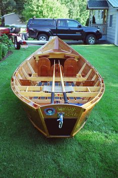 McKenzie River Drift Boat - I so want one of these beauties
