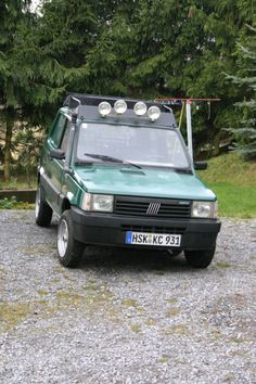 Fiat Panda 4x4 My Dream Car, Dream Cars, Automobile, Fiat Panda, Fiat Cars, Offroader, Fiat Abarth, Steyr, Toyota Cars