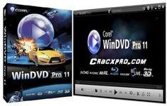 Corel WinDVD Pro 11 Keygen Plus Crack Free Download