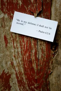 Psalm 62:6.