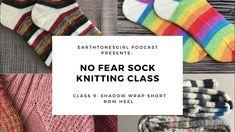 Magic Loop Knitting, Knitting Videos, Knitting For Beginners, Sock Knitting, Class 8, Circular Needles, The Row, Knitting Patterns, Stitch Patterns