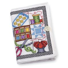 Sewing Needle Case - Cross Stitch, Needlepoint, Embroidery Kits – Tools and Supplies