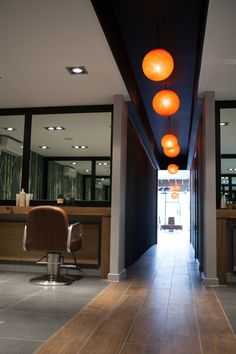Aveda Lifestyle Salon & Spa by Reis Design, Beaconsfield – UK Design Furniture, Aveda, Stores, Salons, Conference Room, Spa, Lifestyle, Table, Home Decor