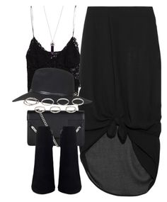 Untitled #5360 by laurenmboot on Polyvore featuring polyvore, fashion, style, Zara, Minimarket, Yves Saint Laurent, Akira, Topshop and clothing