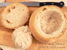 How To Make Sourdough Bread Bowls ~ for soup