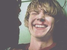 Tate Langdon (Evan Peters) and Patrick (Ted Sears), Murder House