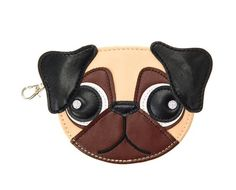 21 Gifts For People Who Just Really Love Pugs Dog Crafts, Felt Crafts, Pug Cake, Black Pug Puppies, Animal Bag, Cute Pugs, Funny Pugs, Cheap Purses, 21st Gifts