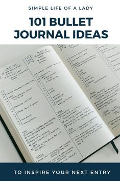 functional, creative and inspiring bullet journal page ideas!