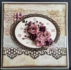 kortblogger: Blomster kort.