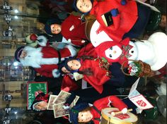 Salvation Army Byers Choice Collection Carolers