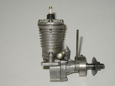 Hurricane .24 RARE Vintage Ignition Model Airplane Engine 1945 | eBay