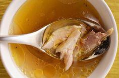 Chicken broth - very versatile!
