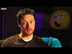 CBeebies Bedtime Stories - 486. James McAvoy - Superworm