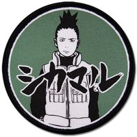 Department is Merchandise, Others, Patches. Primary color is Green. Publisher is GE Animation. Series is Naruto Shikamaru, Naruto Shippuden, Anime Titles, Shikatema, Cheap Sweaters, Lucky Day, Free Anime, Anime Outfits, Things To Buy