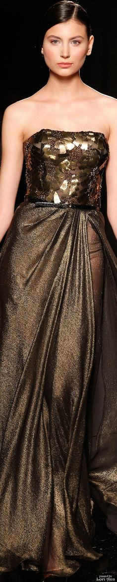 Rani Zakhem Couture Fall 2014
