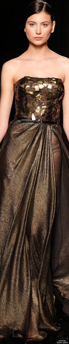 Rani Zakhem Couture Fall 2014